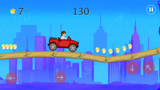 Ben Car Hill Climb screenshot 5