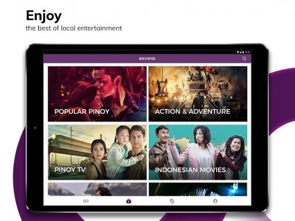 HOOQ: Watch Movies, TV Shows, Live Channels & News screenshot 11