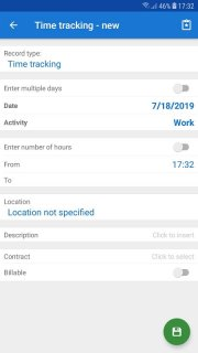 Logeto - Attendance and Time tracking screenshot 3