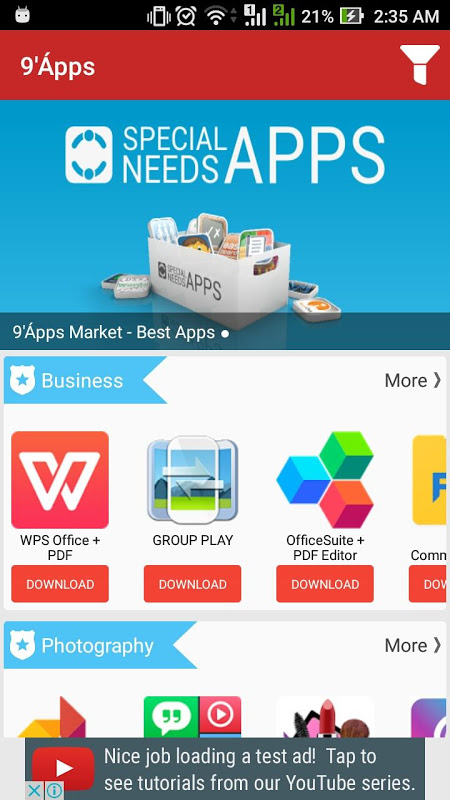 com.appsmarket.nineapps.new9apps screenshot 2