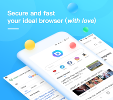 Nox Browser - Fast & Safe Web Browser, Privacy Screen