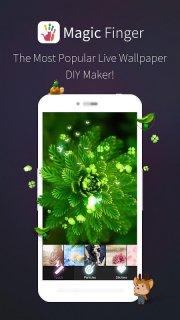 Magicfinger Live Wallpaper Diy 117 Descargar Apk Para