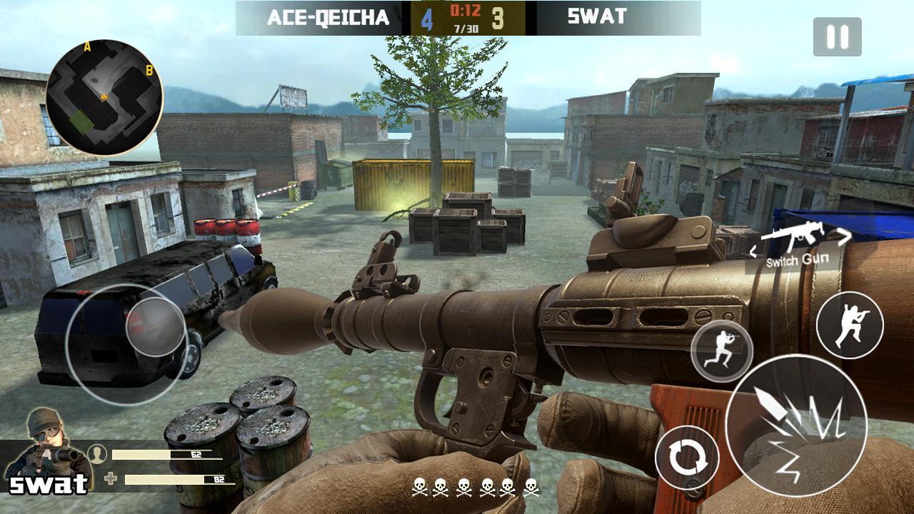 Counter Terrorist Sniper Hunter screenshot 1