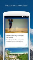 Yandex Browser (alpha) Screen