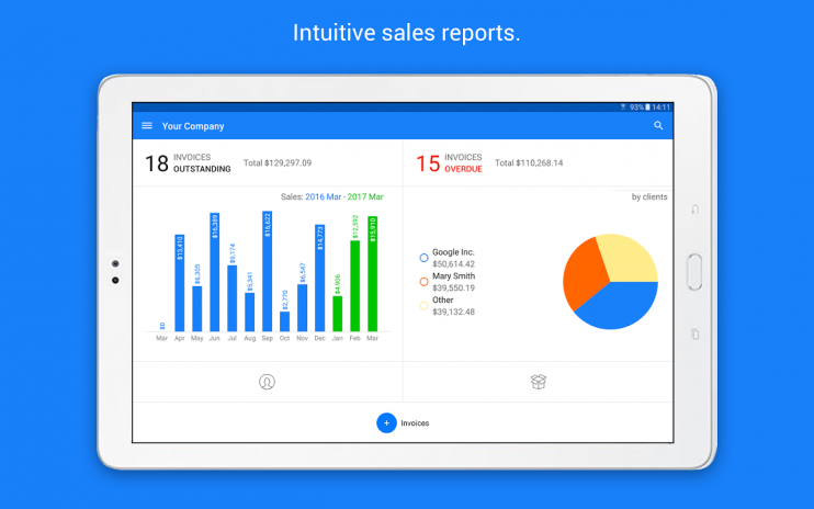 Invoice Maker Tiny Invoice Download APK For Android Aptoide - Invoice maker with logo