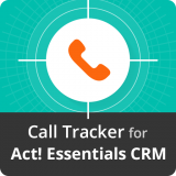 Call Tracker - Act! Essentials Icon