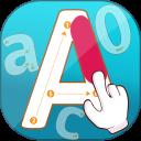 ABC  Alphabet  Tracing Book
