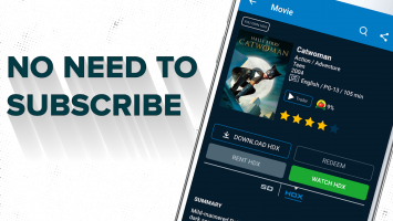 Vudu - Rent, Buy or Watch Movies with No Fee! Screen