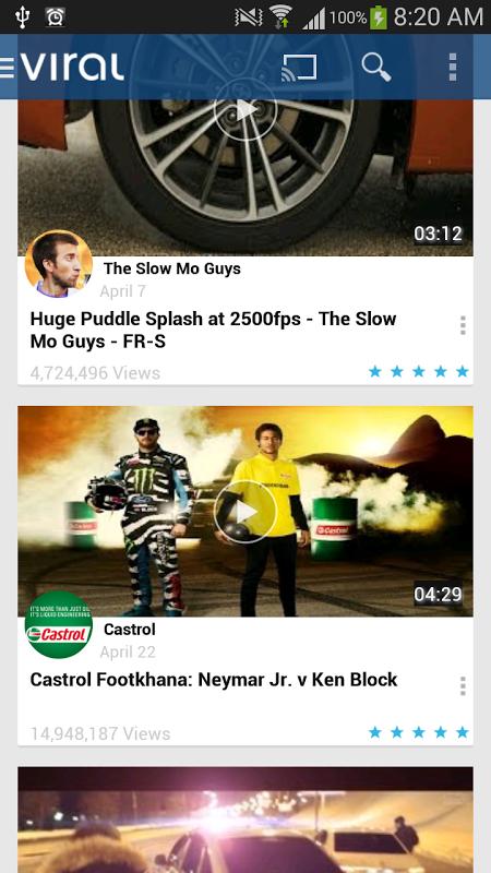 Viral Popup (Youtube Player) screenshot 12