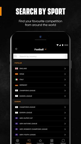 Livescore Live Sport Updates 312 Download Apk For Android
