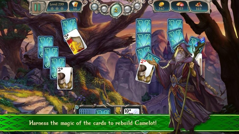 Avalon Legends Solitaire 2 1 0 Download APK for Android