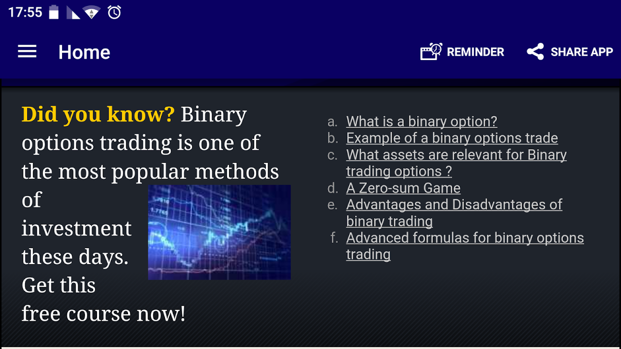 Quantum binary options trading demo account