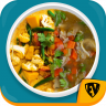 Soup & Curry Recipes: Healthy Nutritious Diet Tips Icon
