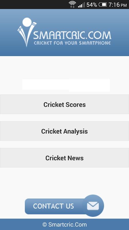 Smartcric screenshot 1