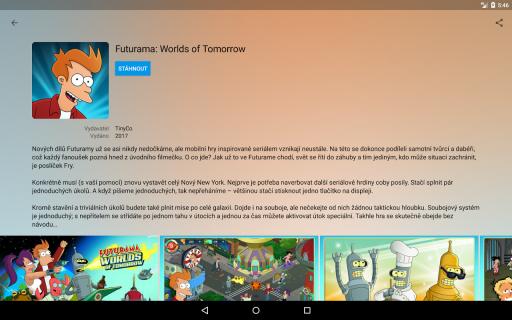 Aplikace od O2 screenshot 9