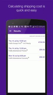 FedEx screenshot 2
