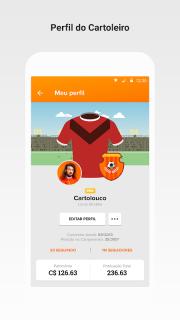 Cartola FC screenshot 3