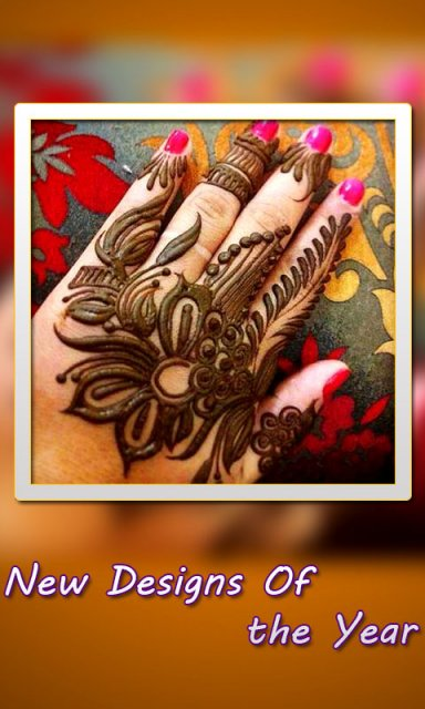 Mehndi App For Android : Dulhan simple mehndi designs download apk for android