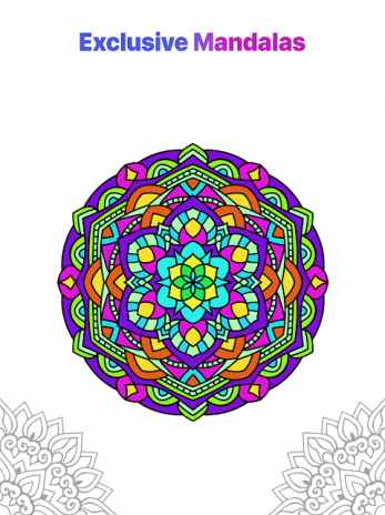 Color By Number New Coloring Book Screenshot 5