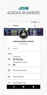 adidas Running by Runtastic - Fitness Run Tracker screenshot 4