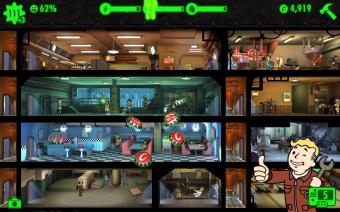Fallout Shelter Screenshot