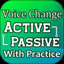 Active to Passive Voice Change App English Grammar