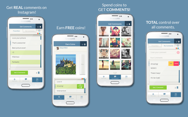 Comment King on Instagram 1 0 0 Download APK for Android