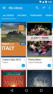 Google Play Books screenshot 20