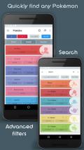 dataDex - Pokédex for Pokémon Screenshot