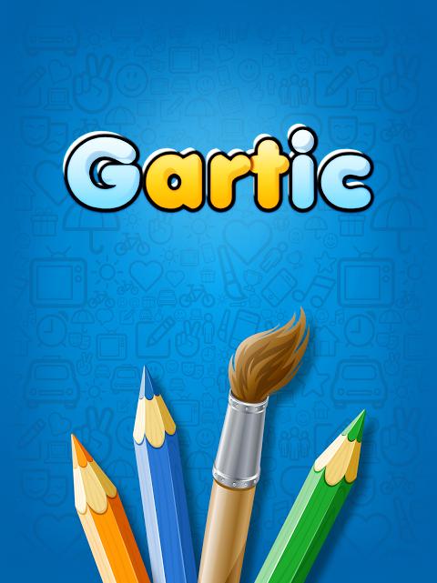 Gartic screenshot 2