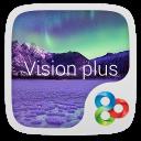 Vision Plus GO Launcher Theme