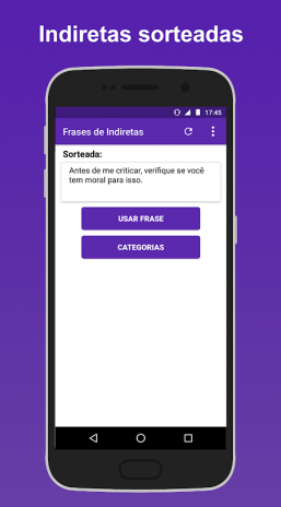 Frases De Indiretas 146 Download Apk For Android Aptoide
