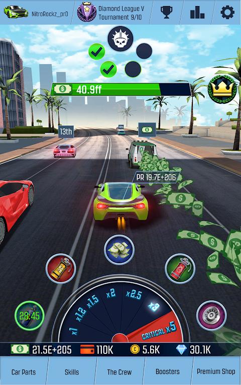 Idle Racing GO: Car Clicker & Driving Simulator screenshot 15