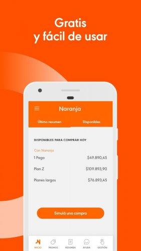 Naranja 1.5.38 Download Android APK   Aptoide