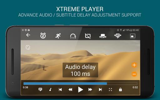 XtremePlayer HD Media Player screenshot 8