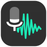 WaveEditor for Android™ Audio Recorder & Editor Icon