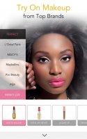 YouCam Makeup-Magic Selfie Cam & Virtual Makeovers Screen