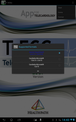 T-ECG User Telephonic ECG 1 4 Download APK for Android - Aptoide