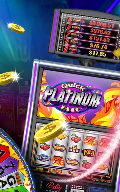 Free casino slot games bally