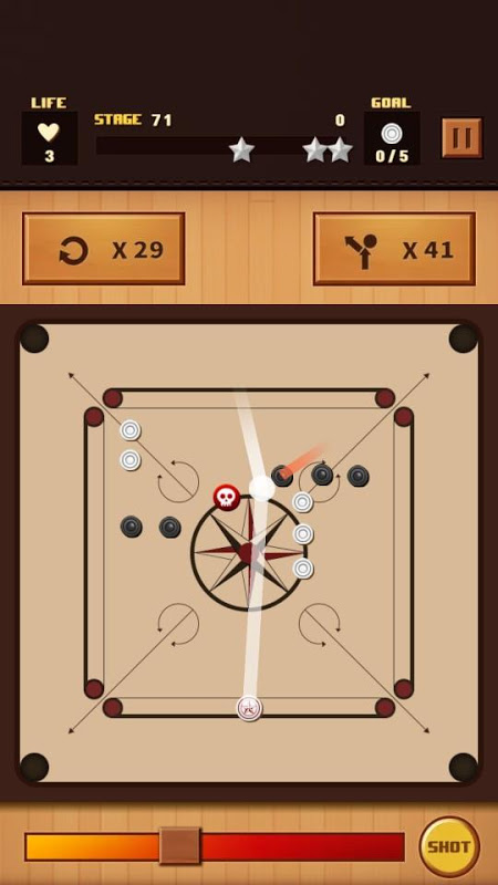 Carrom Champion screenshot 2