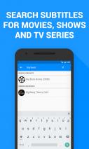 Subtitles for Movies & Series Screenshot