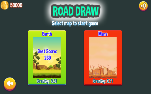 Road Draw: Climb Your Own Hills screenshot 9