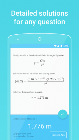 PhyWiz - Physics Solver 1.1.3 Download APK for Android - Aptoide
