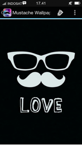 Mustache Wallpapers Screenshot 1 2