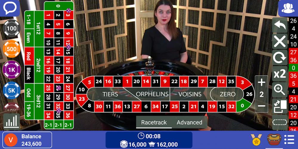 live casino online