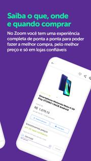 Zoom - Comprar com cashback screenshot 3