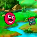 Red Ball Hero Jungle Story