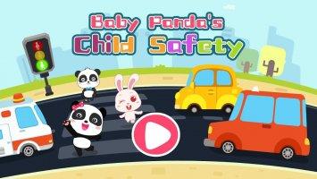 Baby Panda's Child Safety Screen