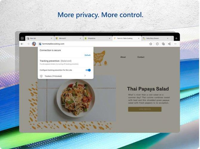 Microsoft Edge: Web Browser screenshot 8
