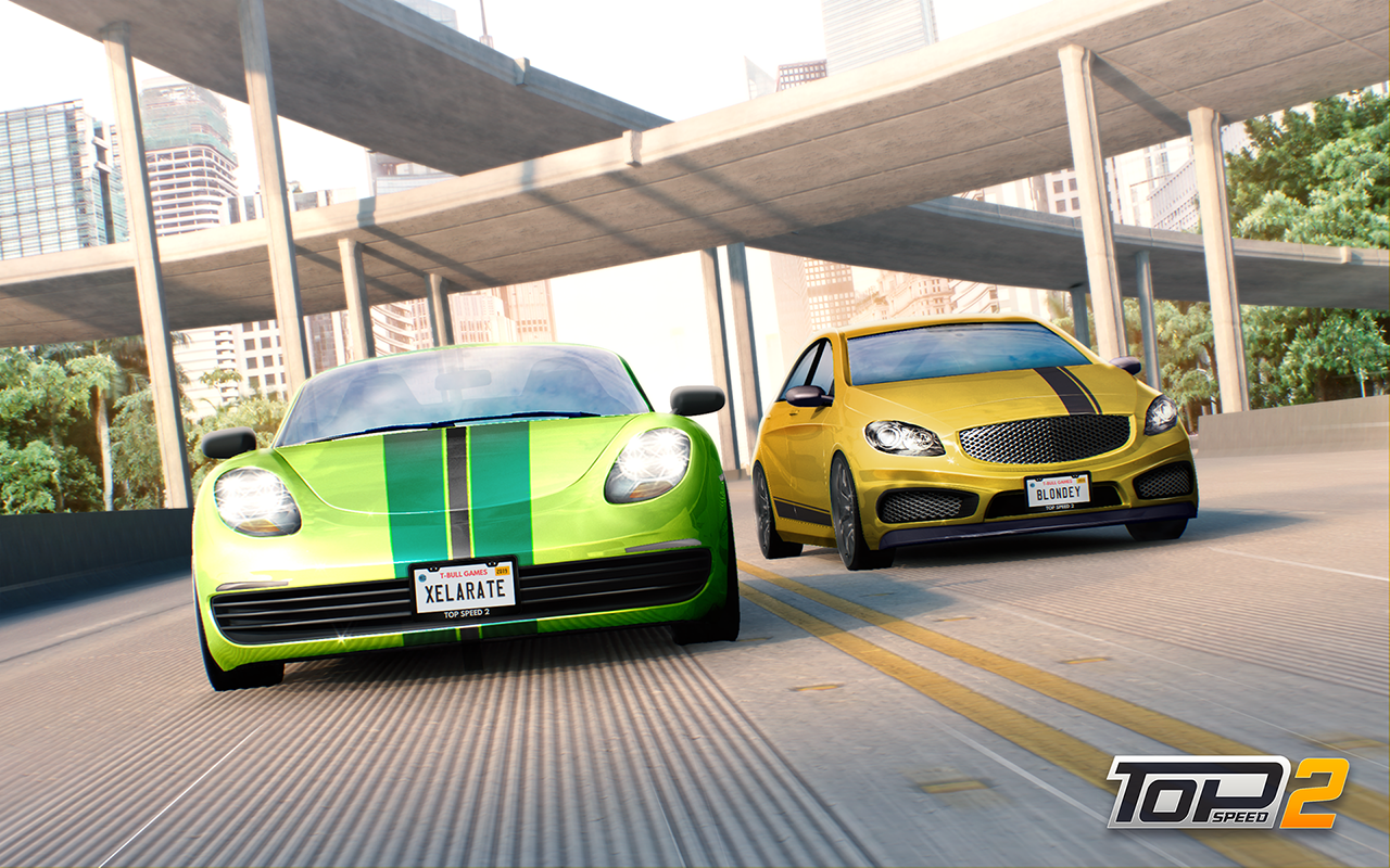 Top Speed 2: Drag Rivals & Nitro Racing screenshot 1